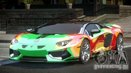Lamborghini Aventador BS-T L2 для GTA 4