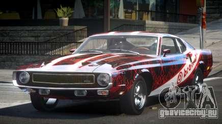 Shelby GT500 428 L2 для GTA 4