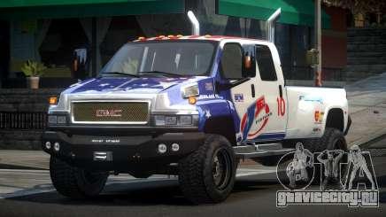 GMC C4500 TR L8 для GTA 4