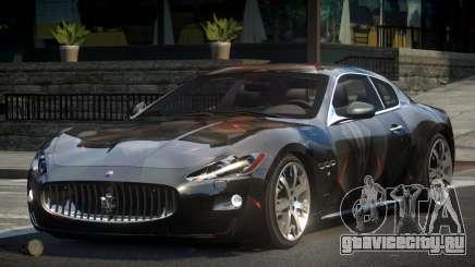 Maserati GranTurismo GS L8 для GTA 4