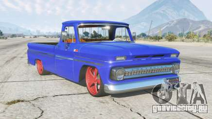 Chevrolet C10 Fleetside (C14) Custom для GTA 5