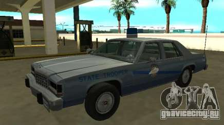 Ford LTD Crown Victoria 1987 Kentucky State Poli для GTA San Andreas
