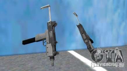 GTA V Micro SMG для GTA San Andreas