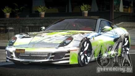 Ferrari 599 GTO Racing L8 для GTA 4