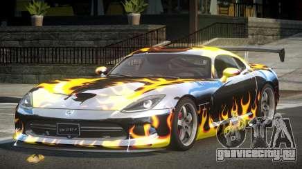 Dodge Viper Qz L4 для GTA 4