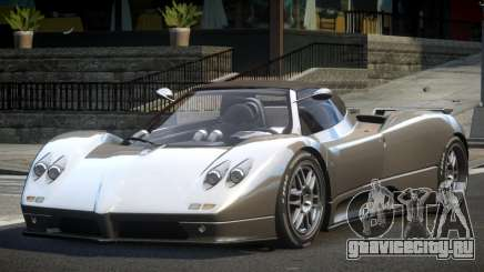 Pagani Zonda SR C12 для GTA 4