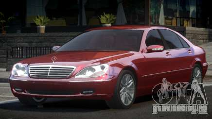 Mercedes-Benz S600 GS для GTA 4