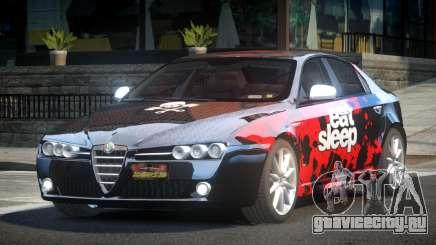 Alfa Romeo 159 GS L3 для GTA 4