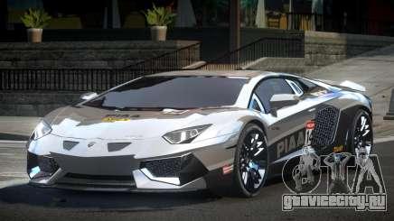 Lamborghini Aventador BS-T L3 для GTA 4