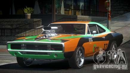 Dodge Charger RT Drift L2 для GTA 4