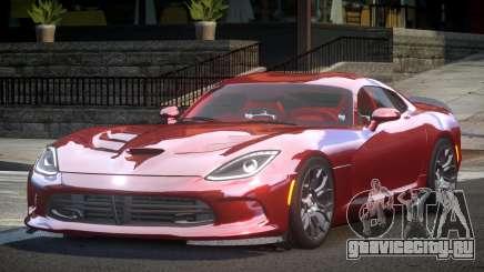Dodge Viper R-Tuned для GTA 4