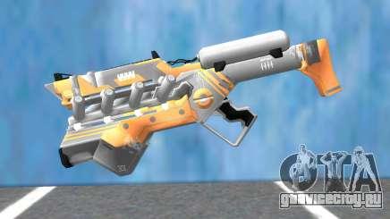 Cyborg Future (mp5) для GTA San Andreas