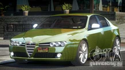 Alfa Romeo 159 GS L8 для GTA 4