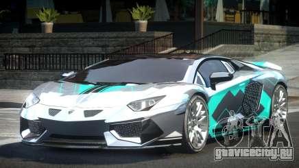 Lamborghini Aventador BS-T L10 для GTA 4