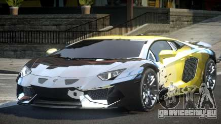 Lamborghini Aventador BS-T L7 для GTA 4