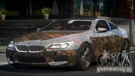 BMW M6 F13 GS PJ9 для GTA 4