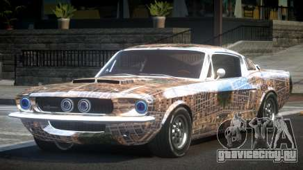 Shelby GT500 BS Old L1 для GTA 4