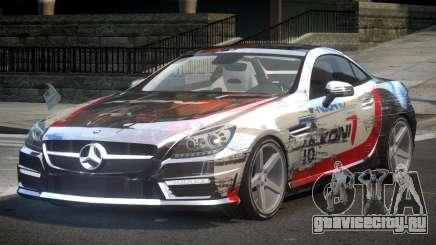 Mercedes-Benz SLK GST ES L8 для GTA 4