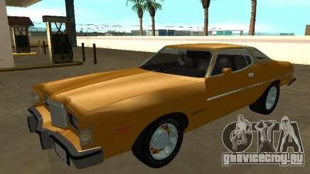 Mercury Cougar 1976 для GTA San Andreas