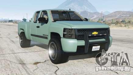 Chevrolet Silverado 1500 LT Park Ranger Unmarked для GTA 5