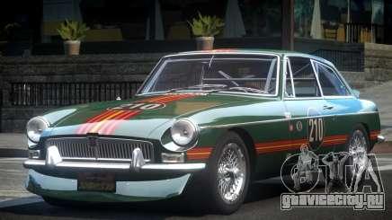 1973 MGB GT V8 L9 для GTA 4