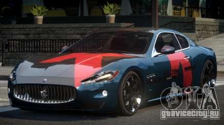 Maserati GranTurismo GS L3 для GTA 4