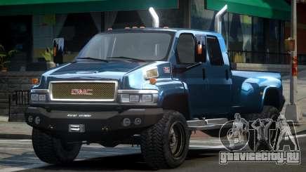 GMC C4500 TR для GTA 4