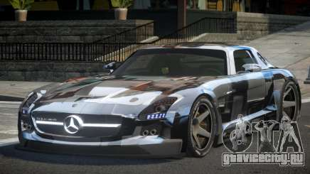 Mercedes-Benz SLS SP-A L4 для GTA 4