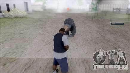 Brown Bear at Farm для GTA San Andreas