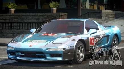 Honda NSX 90S L7 для GTA 4
