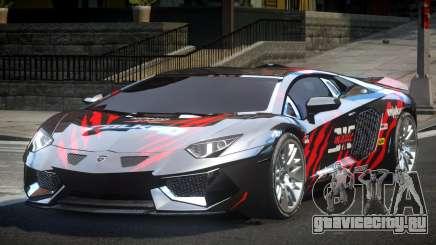 Lamborghini Aventador BS-T L5 для GTA 4