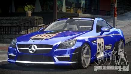 Mercedes-Benz SLK GST ES L3 для GTA 4