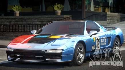 Honda NSX 90S L5 для GTA 4
