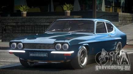 Ford Capri GST для GTA 4