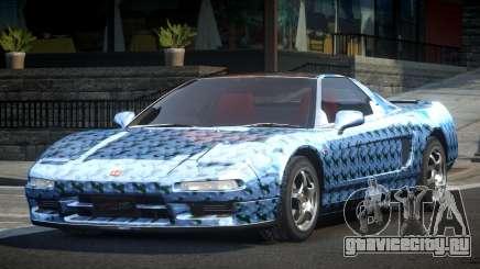 Honda NSX 90S L6 для GTA 4