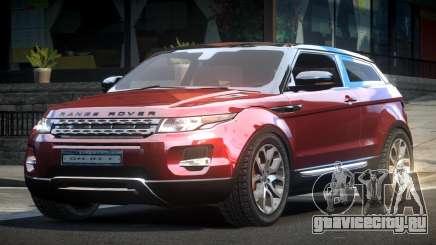 Land Rover Evoque TR для GTA 4