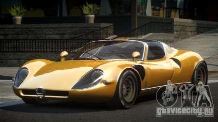 Alfa Romeo 33 GST для GTA 4