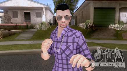 GTA Online Skin Ramdon Male Outher 8 для GTA San Andreas