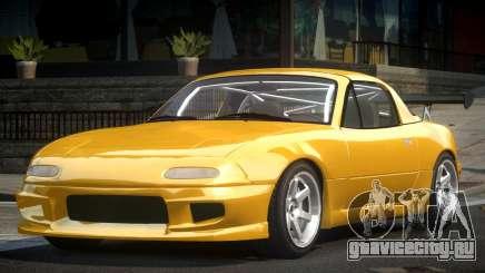 1990 Mazda MX-5 для GTA 4