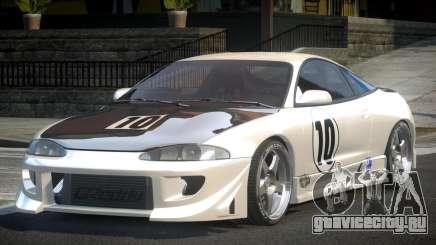 Mitsubishi Eclipse ES L1 для GTA 4