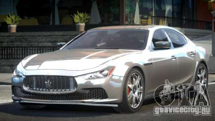 Maserati Ghibli SN для GTA 4