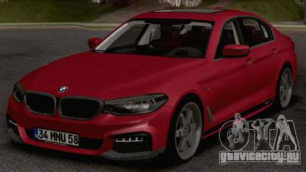 BMW 540i MPerformance для GTA San Andreas