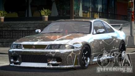 Nissan Skyline R33 BS L10 для GTA 4
