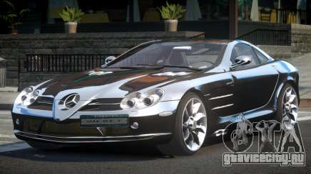 Mercedes-Benz SLR R-Tuning для GTA 4