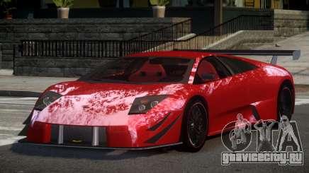 Lamborghini Murcielago PSI GT для GTA 4