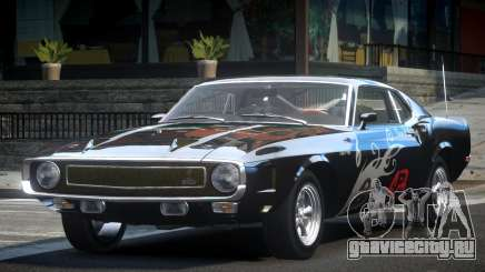 Shelby GT500 428 L9 для GTA 4