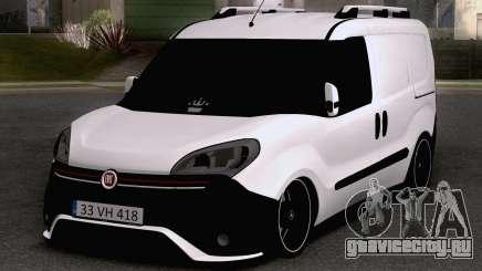 Fiat Doblo 2019 PanelVan для GTA San Andreas
