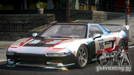 Honda NSX BS L3 для GTA 4