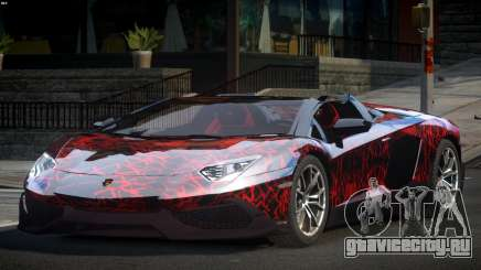 Lamborghini Aventador GS L2 для GTA 4