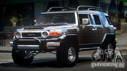 Toyota FJ Cruiser OR L9 для GTA 4